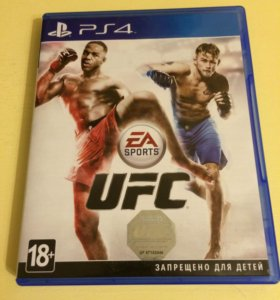 EA UFC PS 4