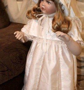 Кукла Фарфоровая редкий тираж