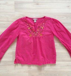 Блузка на 7-8 лет