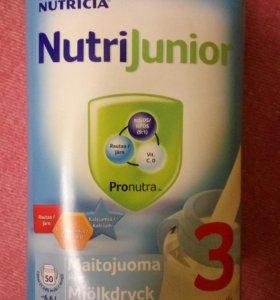 Нутрилон 2 молочная смесь из Финляндии
