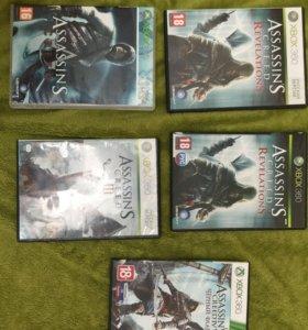 19 Игр для Xbox 360
