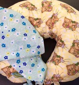 Подушка для кормления новорождённого ребёнка