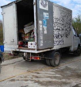 Продам газель фургон
