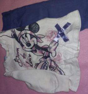 Кофта+штанишки (толстовка, брюки)