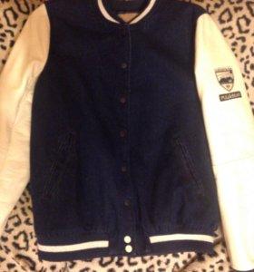 Куртка-бомбер Pull&Bear