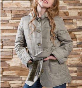 Пальто на подростка.