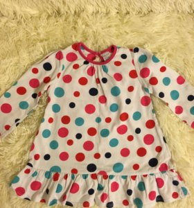 Платье размер 68-74