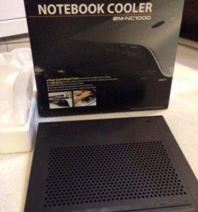 Продам notebook cooler ZM-NC1000