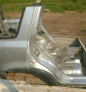 Задние крылья от Honda C-RV