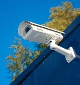 Видеонаблюдение, видеокамеры, системы охраны
