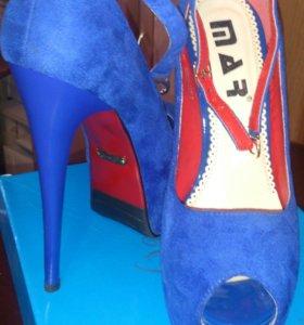 Туфли фирма MAR