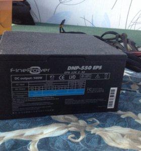Блок питания Fine Power 500 W
