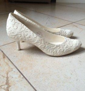 Louisa Peeress свадебные туфли