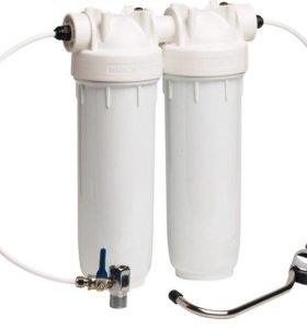 Фильтр для воды с краном ИТАЛИЯ