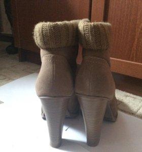 👢Ботильоны, сапожки, ботинки.