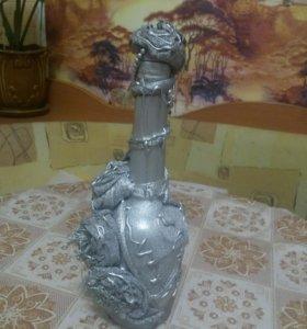 Декоротивная бутылочка