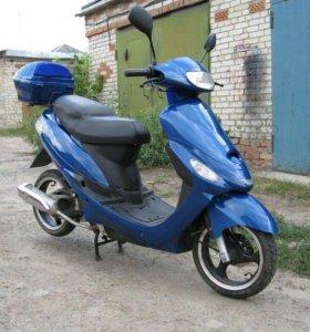скутер jeans gx moto