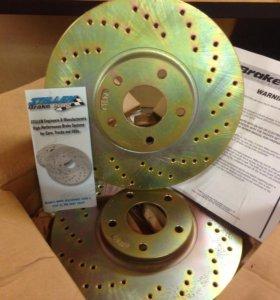 Тормозные диски Stillen для Infiniti, Nissan