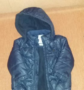 Куртка демисезонная стеганая80-86