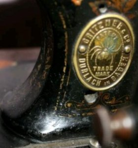 Швейная машинка Gritzner Durlach,