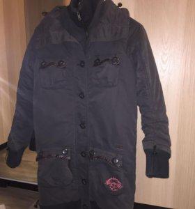 Демисезонное пальто Adidas Originals