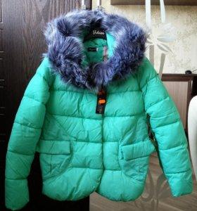 Куртка новая! весна-осень 42-44р.