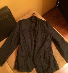Мужская ветровка-пиджак