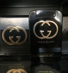 Gucci лосьон для тела