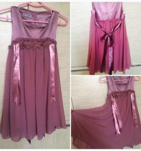 Красивое качественное платье