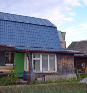 Кирпичный дом 70m2, на участке 9,3 сот.Захожье-5