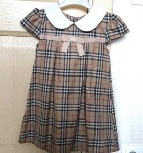Платье на рост 104-110 см.