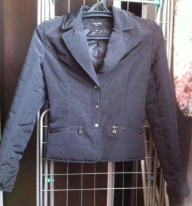 Куртка-пиджак приталенный