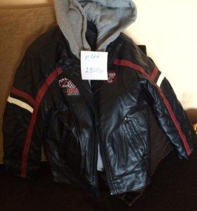Куртка 122-128