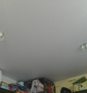 Натяжные потолки и ремонт квартир