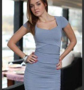 Платье новое, цвет черный, размер 42-44
