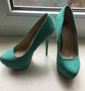 Туфли женские 37размер