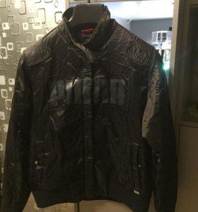Осенняя куртка puma