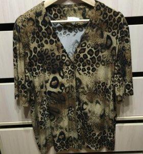 Блуза размер 60-62