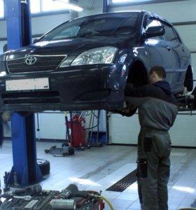 Ремонт и обслуживание автомобилей.