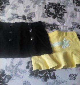 Бриджы юбки брюки