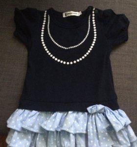 Платье spunky kids 90