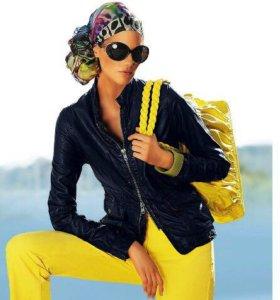 Куртка Heine натуральная кожа