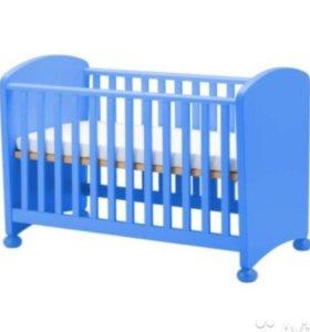 Кроватка детская Маммут Икеа