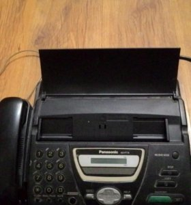 Факс-телефон.