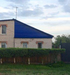 Благоустроенный дом.