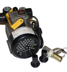 Насос перекачки топлива 220в. 60 л/мин