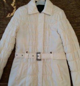 Куртка удлинённая р.44
