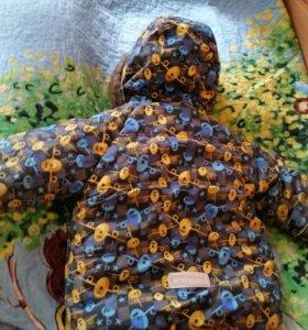 куртка и штаны.комплект зимний Керри.