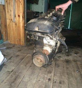 Мотор от Бмв м 52 на запчасти не дорого