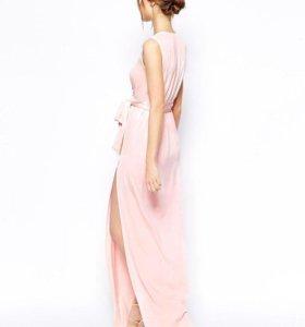 платье макси (Asos petite)
